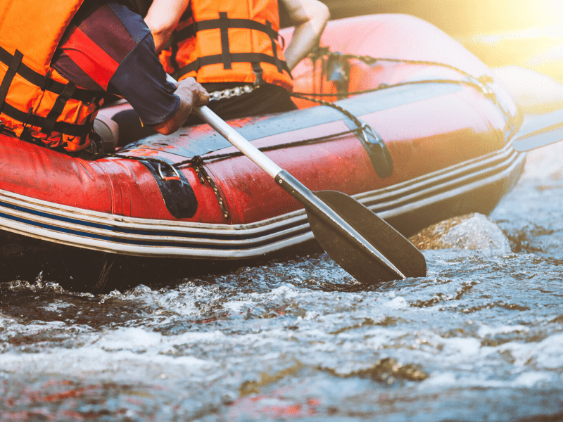 Colorado Rafting Day Trips