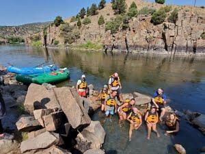 Colorado River Family Rafting