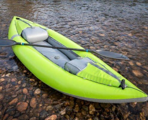 Inflatable Kayak Rental in Colorado