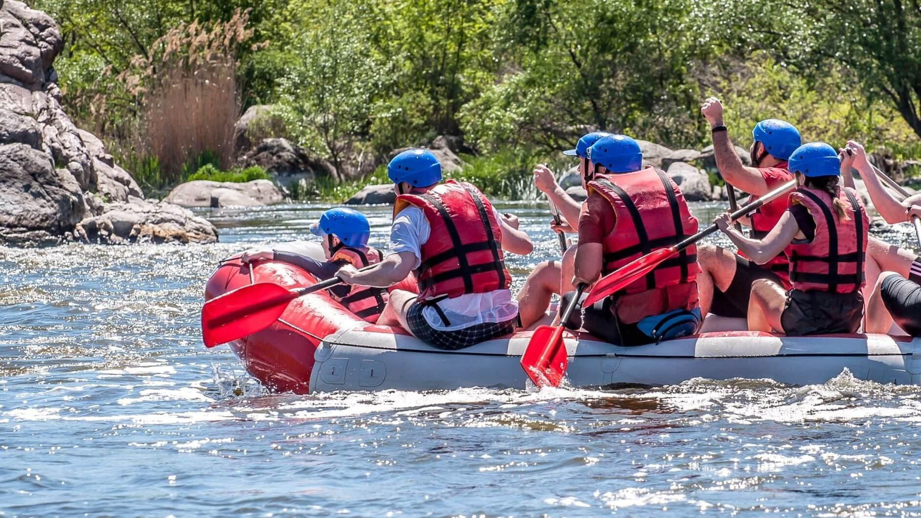 River Trips in Colorado